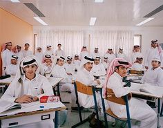 #Sociedad en Qatar, grado 10, clase de religión: