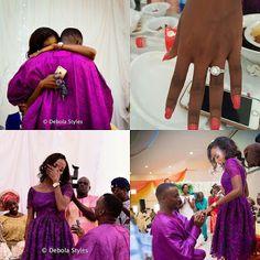 Hearts and Crafts: JIB Hearts: Busayo and Ayotunde