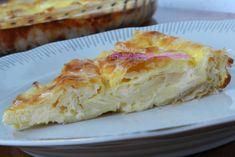 Plăcintă Dobrogeană Romanian Desserts, Romanian Food, Romanian Recipes, Mouth Watering Food, Home Food, Pastry Cake, Snacks, Summer Recipes, Food Inspiration