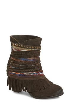 Naughty Monkey 'Poncho' Boot (Women) available at #Nordstrom