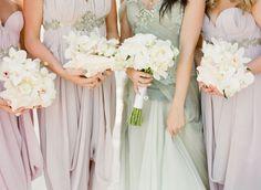 25 Best Bridesmaids Dresses for the Fine Art Bride   www.weddingsparrow.co.uk
