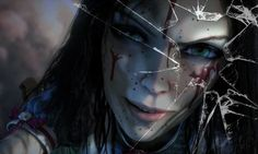 Alice: Madness Returns by ~LookingGlassArt on deviantART