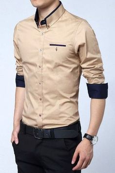 50 Popular Casual Shirt Ideas For Men That Trending Today