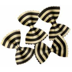 Black and White Pasta= Need! #feelbeautiful #whbm