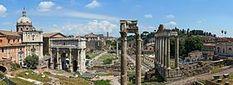 Image illustrative de l'article Forum Romain (Rome)