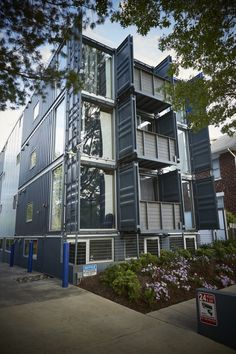 Is shipping-container building 'the best thing since the brick?' - The Washington Post