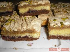 My Recipes, Cooking Recipes, Poppy Cake, Hungarian Recipes, Hungarian Food, Biscotti, Nutella, Food And Drink, Dios