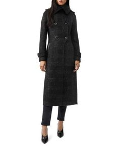 Shop a great selection of Mackage Elodie Double Breasted Shimmer Wool Blend Coat. Find new offer and Similar products for Mackage Elodie Double Breasted Shimmer Wool Blend Coat. Fit Flare Dress, Fit And Flare, Mackage Jacket, Double Breasted Coat, Wrap Blouse, Blazer Buttons, Coats For Women, Wool Blend, Shopping