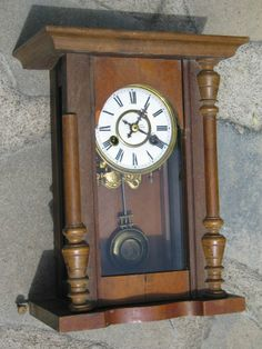 Antique sessions mantle clock parts