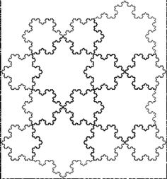 Fractals are nuts!