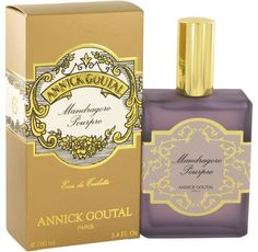 A fine choice for an autumn afternoon or evening, mandragore pourpre from annick goutal features notes of bergamot, mint, amber, and rosemary, along with a number of other scents, to create a mens fragrance perfect for your modern lifestyle. Introduced in 2009, this alluring scent offers an exotic fragrance that is sure to match your confident personality. Wear it when youre out with friends or at a business event, and watch as heads turn your way.