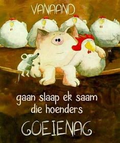 Goeie Nag, Goeie More, Christian Messages, Good Night Sweet Dreams, Good Night Quotes, Day Wishes, Afrikaans, Christmas Ornaments, Holiday Decor