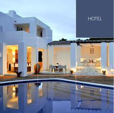 Hotel Village Ibiza - honeymoon hotel :)