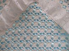 Resultado de imagen para cobijitas para bebe tejidas a crochet