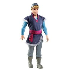 Pin for Later: 24 Frozen Toys to Carry Your Elsa- and Anna-Lovers Away to Arendelle Disney Frozen Sparkle Kristoff Doll The ladies aren't the only ones that come in doll form. This  Disney Frozen Sparkle Kristoff Doll ($20) looks ready for an outdoor adventure.