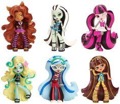 Monster High Mini Figure