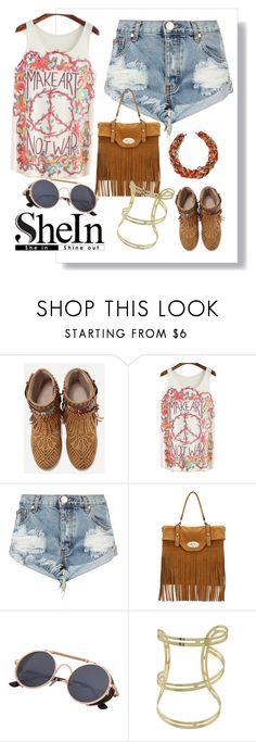 """""""SheIn"""" by pam-arnold on Polyvore featuring One Teaspoon"""