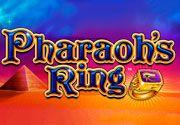 Pharaohs Ring - http://igrovyeavtomatydengi.com/pharaohs-ring