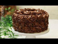 Tort de ciocolata reteta perfecta / Tort de ciocolata festiv - Adygio Kitchen - YouTube Romanian Food, Romanian Recipes, Food Cakes, Cake Tutorial, Cake Recipes, Recipies, Latte, Food And Drink, Cooking Recipes