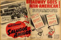 Saludos Amigos (1943)
