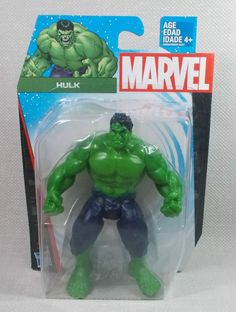 Marvel, Age, Incredible Hulk, Action Figures, The Incredibles, Ebay