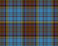 tartans of scotland | Anderson Clan Tartan | By Scotland Channel