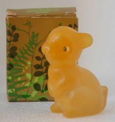 Vintage Avon Bottle Charming Chipmunk | eBay