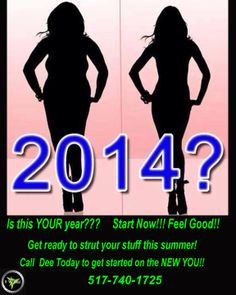 The New YOU for 2014 www.deeswrappin.myitworks.com