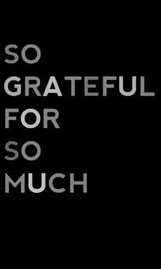 It all begins with gratitude!!!