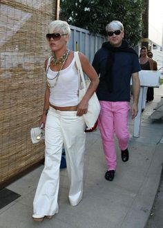 P!nk in white.