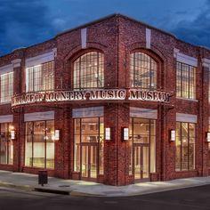 Birthplace of Country Music Museum. via T+L (travelandleisure.com).
