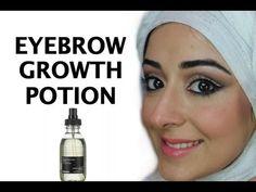 Wachsen Sie Ihre Augenbrauen Dickere schneller !!