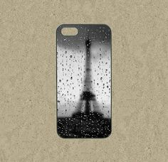 iphone 5c case,iphone 5c cases,iphone 5s case,cool iphone 5c case,iphone 5c,cute iphone 5s case,iphone 5 case-Eiffel rain drops,in plastic by Ministyle360, $14.99