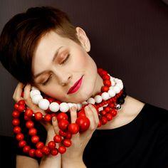 Dreamy jewelry by Aarikka.