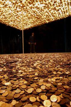 CILDO MEIRELES. Misión/Misiones (cómo construir catedrales) (1987)  Art Experience NYC  www.artexperiencenyc.com/social_login/?utm_source=pinterest_medium=pins_content=pinterest_pins_campaign=pinterest_initial