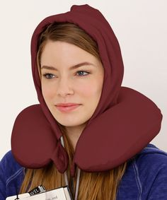 Hoodie travel pillow - Want