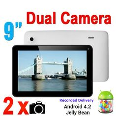 "Google android 4.2 9"" inch Maxtouuch Tablet PC at http://bit.ly/1bSR2uT"