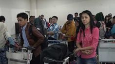 Lion Air Jurusan Palangkara, Mendarat Darurat di Juanda Setelah 30 Menit Terbang