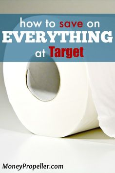 How to Save on Everything at Target