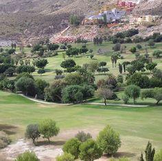 La Envia golf course Almeria Spain