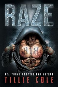 Raze by Tillie Cole  My First Tillie Cole and I loved this book!!! Was up till 3am reading. Amazing story line fell head over heels for Raze.   This is a must read it keeps you at edge and wanting to keep reading to see what happens next. Its just ones of those books that has u captivated.