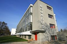 Walter Gropius and Bauhaus Architecture Photos | Architectural Digest