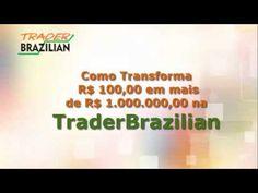 De R$ 100,00 á R$ 1.000.000,00 SEJA SÓCIO DA TRADER BRAZILIAN RENDIMENTO EM DÓLAR 10 a 15%/MÊS Nosso Grupo WhatsApp: https://chat.whatsapp.com/3y161EHLoGu8nMYs6c5OTm Veja o Vídeo: https://www.youtube.com/watch?v=I8i3pSX9RUQ Faça Agora Seu Cadastro: http://traderbrazilian.com/ref/joca