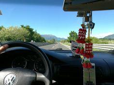 VW Passat on the way in Itally