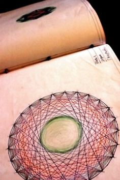 Geometry main lesson book