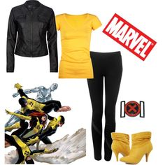 """""""X-Men First Class"""" by wonderland449 on Polyvore"""