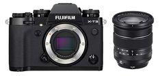 Fujifilm Systemkamera Megapixel, 6 cm Zoll) Display, Touch-Display, APS-C-Sensor) Kit inkl. R OIS WR Objektiv, schwarz Nikon, Fujifilm, Binoculars, 1, Display, System Camera, Point And Shoot Camera, Camera Lens