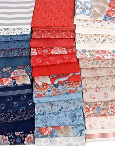minick and simpson fabrics | Grant Park fabric collection by Minick & Simpson for Moda Fabrics