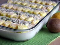 Wenn ich in Rezepten den Begriff Milchmädchen lese, werde ich aufmerksam. Das megasüß-cremige Zeugs ist eine echte Droge für mich und ich habe immer mehrere Dosen Vorrat im Schrank. Die kamen mir jetzt zugute, als ich für meinen Geburtstag ein gut vorzubereitendes Dessertrezept suchte. Beim Chefkoch stieß ich auf brasilianisches Tiramisu, ein Begriff, der zunächst ein bisschen Widerwillen in mir weckte: Ähem, Tiramisu ist ur-italienisch, was packen die wohl in eine brasilianische Variation?…