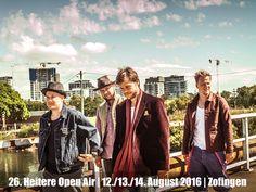 #77BombayStreet spielen am 26. #HeitereOpenAir vom 12. bis 14. August. Tickets bei Ticketcorner: http://www.ticketcorner.ch/tickets.html?fun=erdetail&affiliate=PTT&doc=erdetaila&erid=1519262